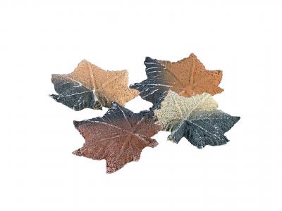 Hojas de arce fabricadas en fibra cer mica decorar for Arce ceramicas