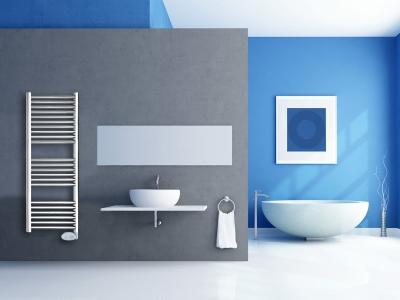 Toallero el ctrico cromado expertos en for Radiadores toalleros electricos precios