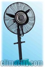 Ventiladores de agua micronizada Freshvent LRA COOL