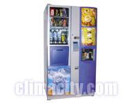 Distribuidora automática de café y productos OASIS TECNOMATIC