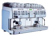 Máquinas de café superautomáticas FAEMA