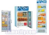 Armarios expositores ventilados refrigeración y congelación LIEBHERR