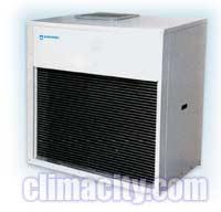 Planta Enfriadora Ventilador y Compresor Scroll CSCE (7-34Kw) EUROFRED