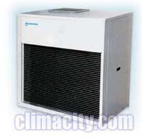 Planta Enfriadora Ventilador y Compresor Scroll CSCE/WP/SP (7-34Kw) EUROFRED