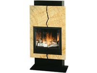 Chimenea Orion Marbre STARLINE