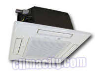 Cassette Bomba de Calor Inverter Serie SLZ MITSUBISHI ELECTRIC