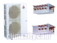 Unidades Exteriores Power Multi MXZ-8A140VA (8x1) Inverter MITSUBISHI ELECTRIC