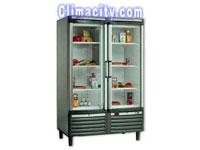 Armario Expositor Refrigeración Gama National Unic 1000 puerta cristal COMERSA