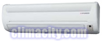 Split Bomba de Calor Inverter Gama Rac Serie SRK-Z MITSUBISHI