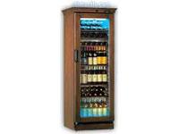 Armario Expositor de Vinos Cantinetta Glass Lux (Madera) COLD MASTER