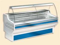 Vitrinas Refrigeradas con Reserva Jinny EUROCOLD