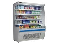 Vitrina Mural de Refrigeración Serie VM 730 DIFRI