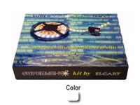 Kit completo tira flexible LED Blanca  SUPERLIGHT