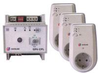 Racionalizador de potencia cpl con 3 receptores