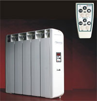 Emisor Termoeléctrico Top Clima TMF (Control+Mando) FARHO