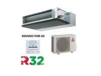 Aire Acondicionado Conductos Mr Slim Serie MSEZ R32 Mitsubishi Electric
