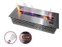 Bloque de Combustión Electrónico a batería con mando a distancia EB90 de PURLINE