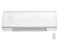 Calefactor mural cerámico con mando a distancia HOTI M80 de PURLINE