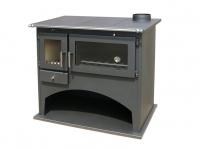 Cocina de leña 10 kW