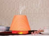 Difusor de aroma con efecto madera