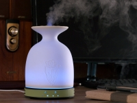 Difusor de aroma cerámico con forma de jarrón