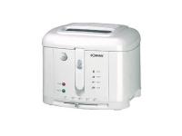 Freidora de termostato ajustable