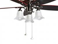 Kit de luz para Ventilador Techo LIGHT KIT RED WIN de PURLINE