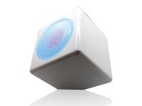 Cubo LED ambiental con luz de colores