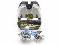 Pack 2 bombillas de xenon conexión H4