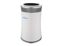 Purificador de Aire filtro HEPA, Carbón Activo, Lámpara UV e Ionizador para superficies 20 m²