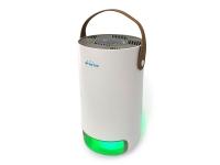 Purificador de Aire HEPA, Carbón Activo, Lámpara UV e Ionizador para 15 m²