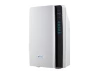 Purificador de Aire HEPA, Carbón Activo, Lámpara UV e Ionizador para 35 m²