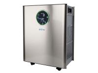 Purificador de Aire filtro con dos filtros HEPA, Carbón Activo y Cold Catalyst para 120 m²