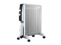 Radiador de Mica 2000W color blanco MR2000W