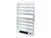 Radiador toallero 2000W con calefactor y control WIFI