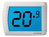 Termostato programable con pantalla digital táctil VISIO ORIEME