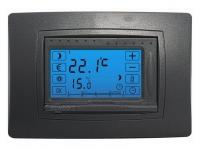 Termostato electrónico digital con pantalla táctil SENSO IA  ORIEME