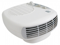 Termoventilador horizontal con termostato de seguridad