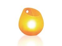 Vela LED ambiental