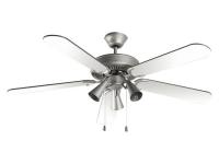 Ventilador reversible de techo con luz NEVE  ORIEME