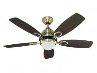 Ventilador reversible de techo con luz SUITE  ORIEME