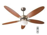 Ventilador de techo con luz y mando a distancia ZFR9111M