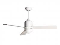 Ventilador de Techo con luz y Mando a distancia SIROCO de PURLINE