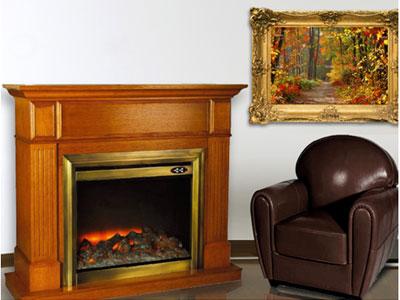 Revestimiento de madera para chimenea purline - Revestimientos de chimeneas rusticas ...
