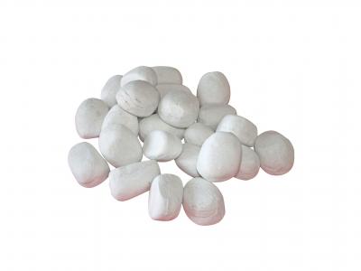 Piedras decorativas para biochimeneas color blanco expertos en climatizaci n y - Accesorios para chimeneas decorativas ...
