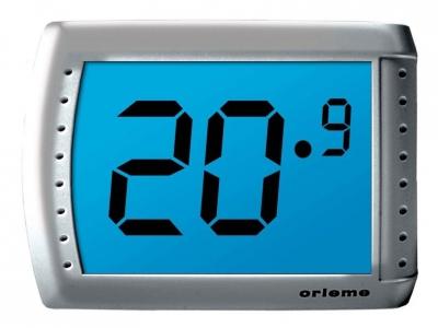 Termostato programable con pantalla digital t ctil visio s for Termostato digital calefaccion programable