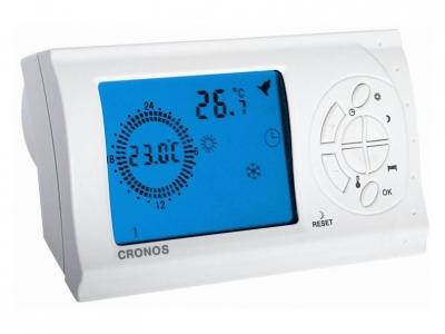Termostato electr nico digital inal mbrico cronos orieme - Termostato digital precio ...